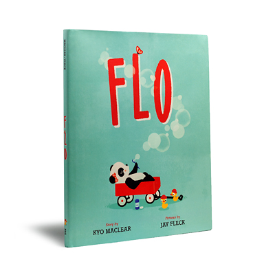 Flo Book Cover