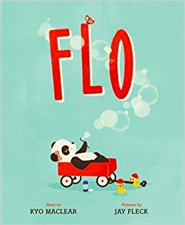 Flo book cover