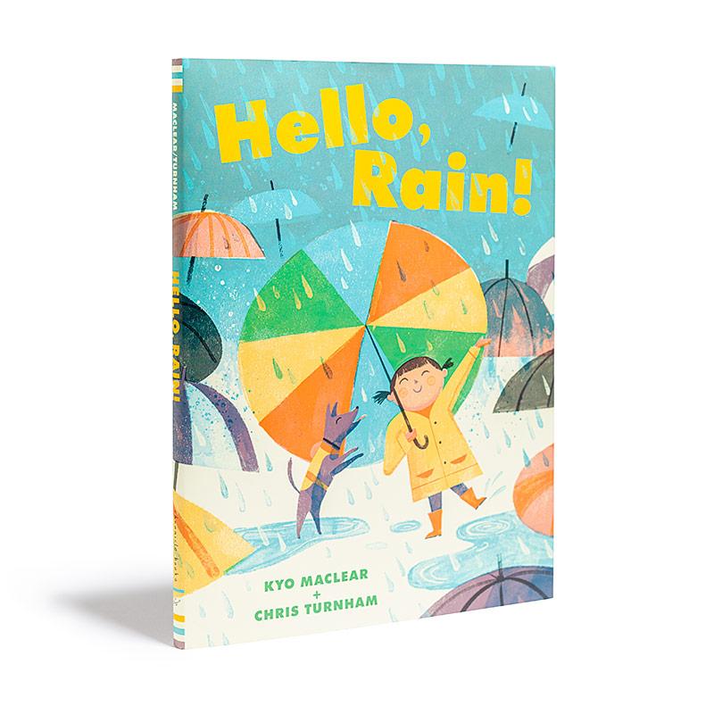 Cover of Hello, Rain!