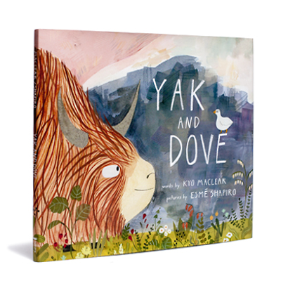 Yak and Dove Cover