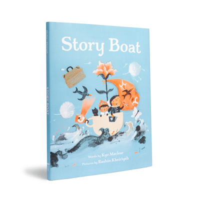 Story Boat book cover